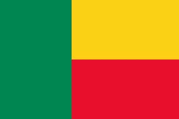 Benin Flag  (11)