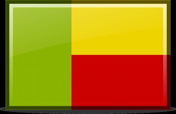 Benin Flag  (12)
