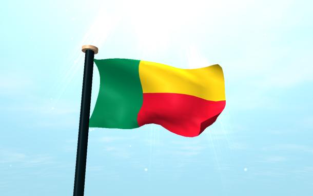 Benin Flag  (14)