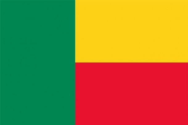 Benin Flag  (2)