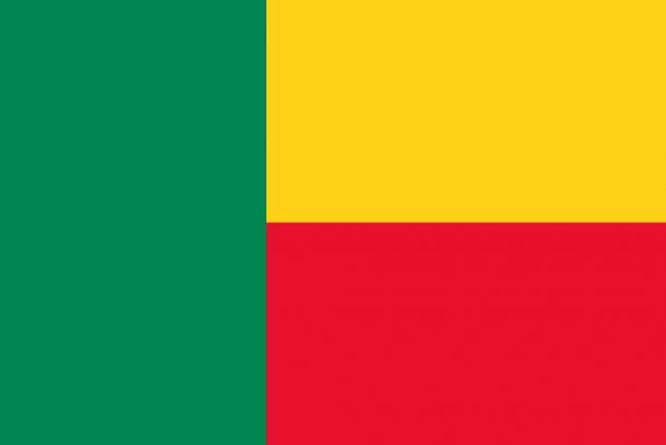 Benin Flag  (3)