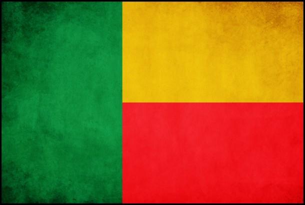 Benin Flag  (7)