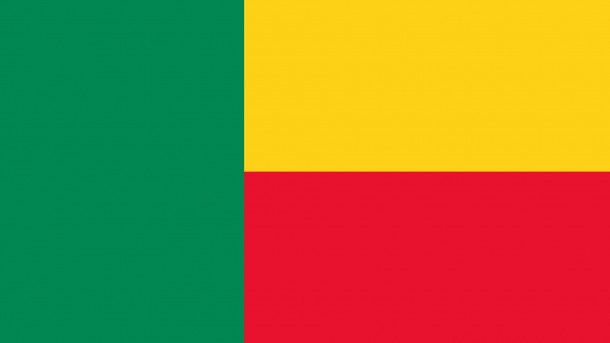 Benin Flag  (9)