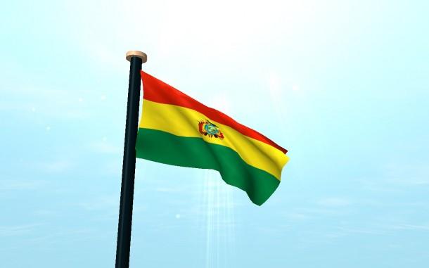 Bolivia Flag (11)