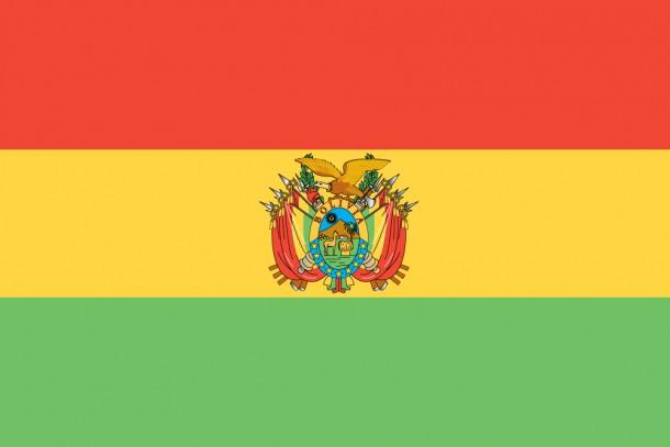 Bolivia Flag (14)