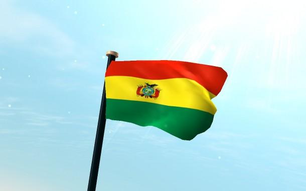 Bolivia Flag (8)