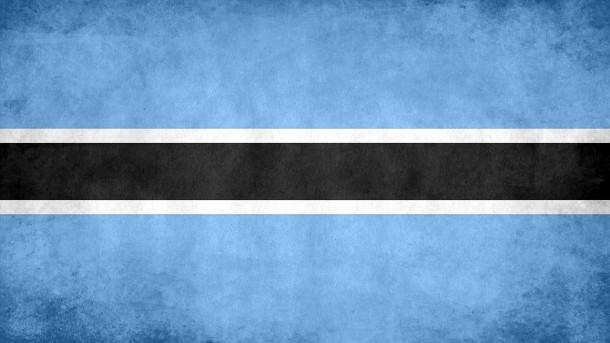 Botswana flag (6)