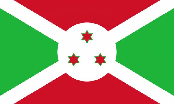 Burundi Flag  (2)