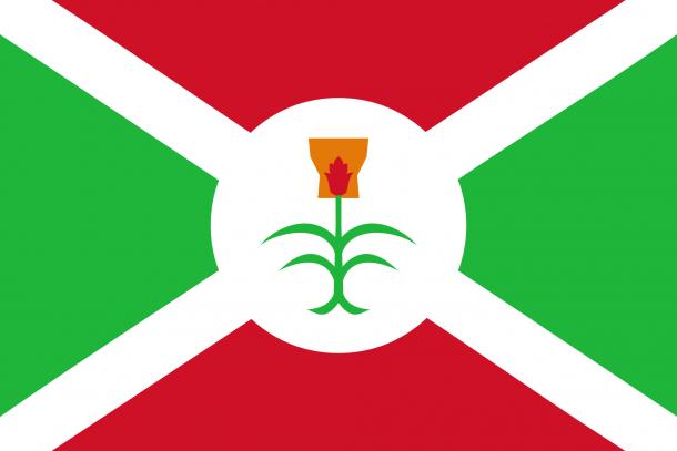 Burundi Flag  (20)