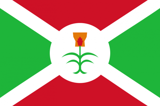 Burundi Flag  (21)