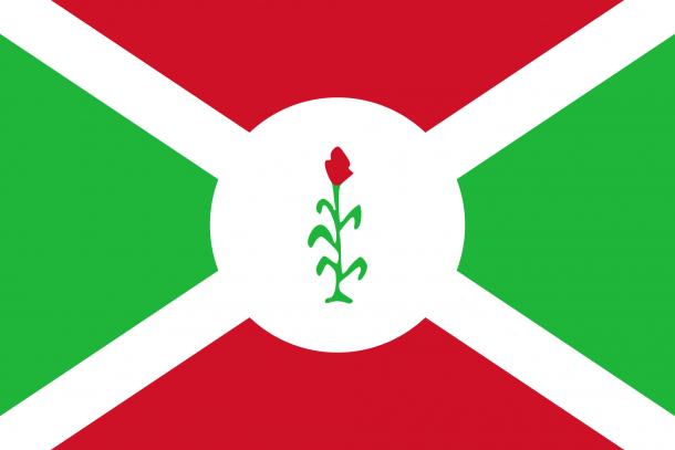Burundi Flag  (22)