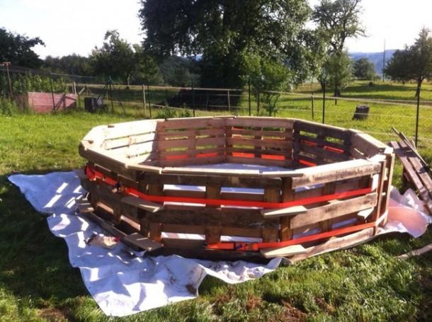 DIY Backyard Swimming Pool 2