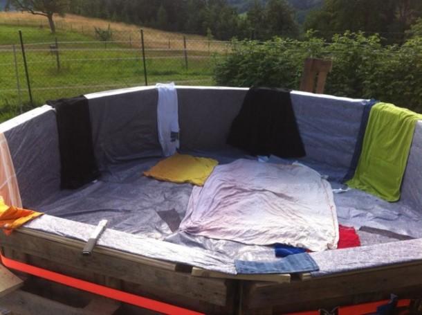 DIY Backyard Swimming Pool 3