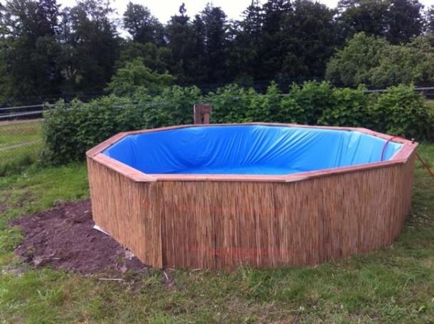 DIY Backyard Swimming Pool 5