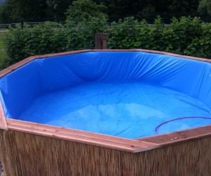 DIY Backyard Swimming Pool 6