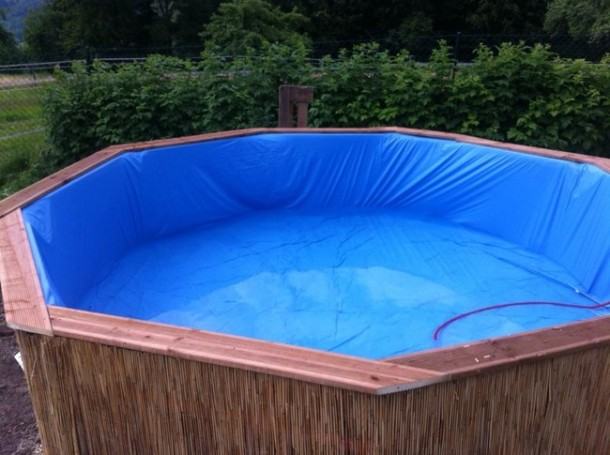 DIY Backyard Swimming Pool 6