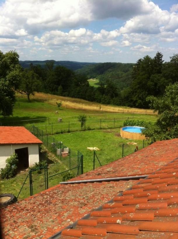 DIY Backyard Swimming Pool 7