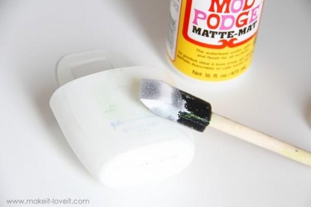DIY lotion bottle7