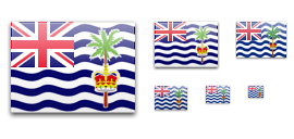 Flag British Indian Ocean Territory (10)