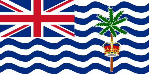 Flag British Indian Ocean Territory (2)