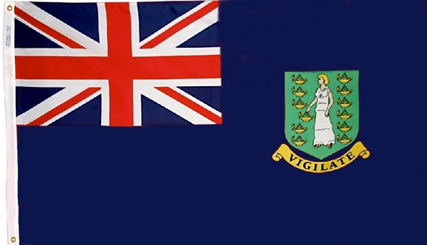 What Is The Virgin Islands Flag
