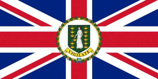 Flag of the British Virgin Islands  (10)