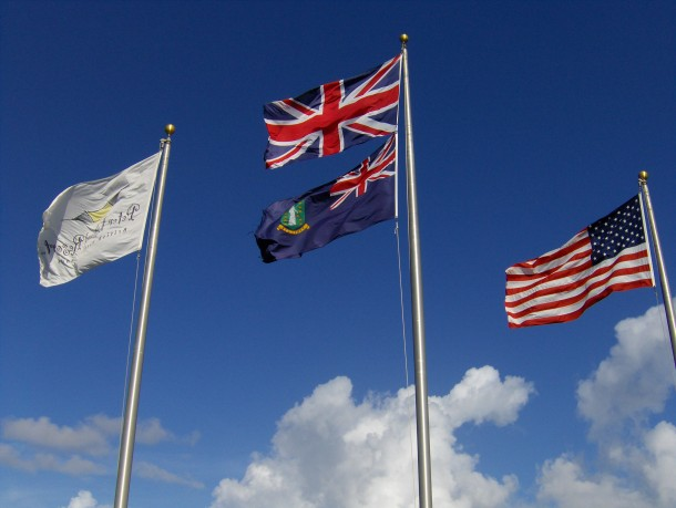 Flag of the British Virgin Islands  (11)