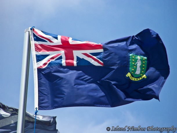Flag of the British Virgin Islands  (3)