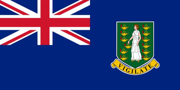 Flag of the British Virgin Islands  (6)