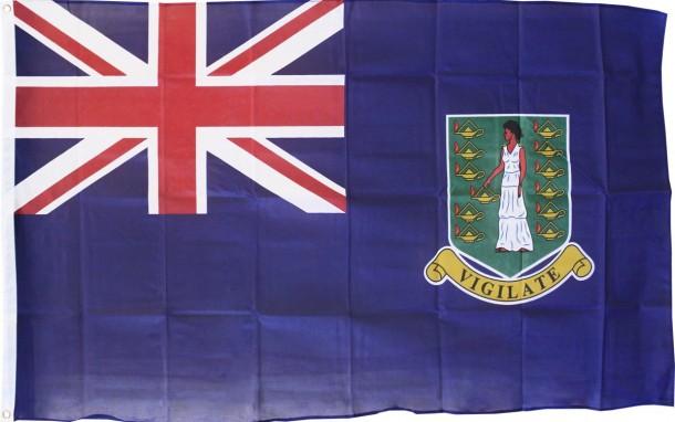 Flag of the British Virgin Islands  (8)