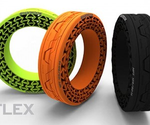 Hankook-High-Speed-Airless-Tires