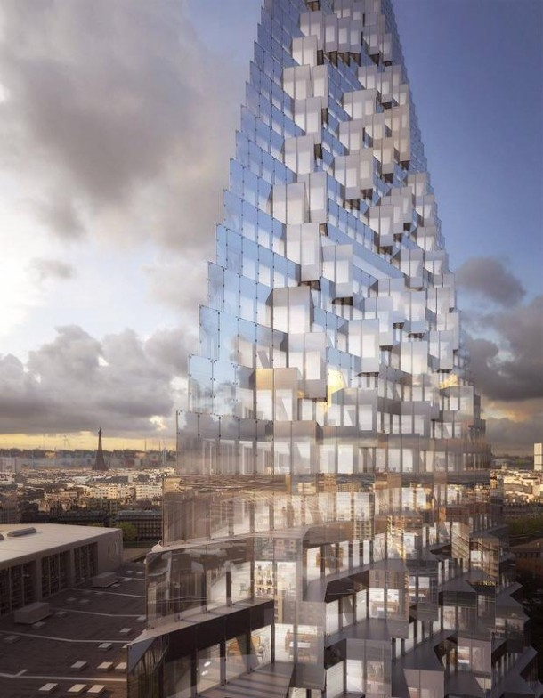 Herzog and de Meuron Design The Tour Triangle For Paris 3