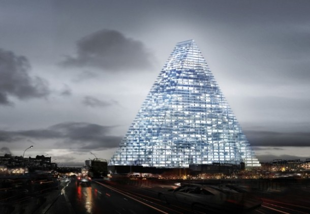 Herzog and de Meuron Design The Tour Triangle For Paris 8