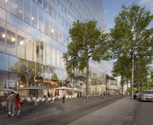 Herzog and de Meuron Design The Tour Triangle For Paris 9