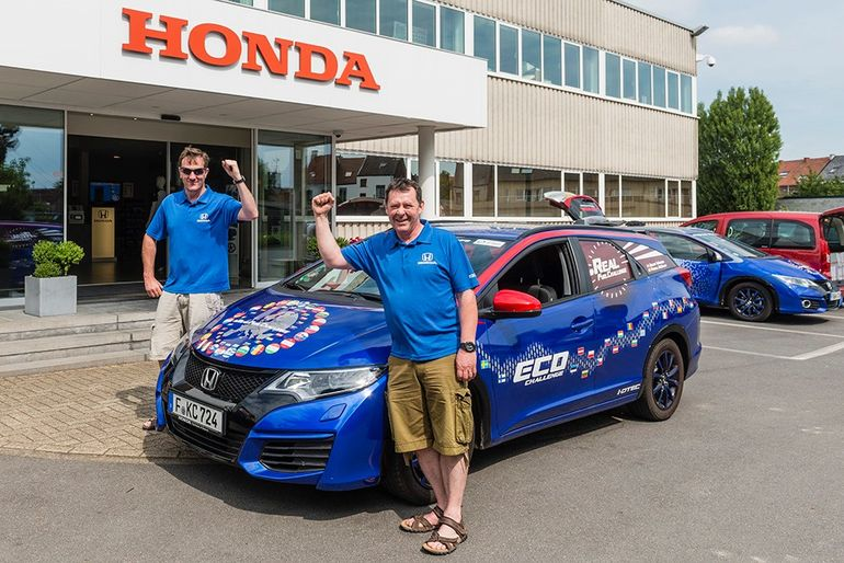 Honda Bags Guinness World Record For Lowest Fuel Consumption
