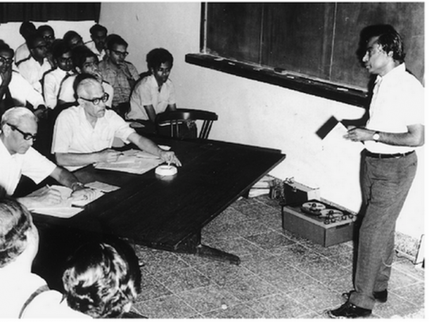 Kalam during a lecture