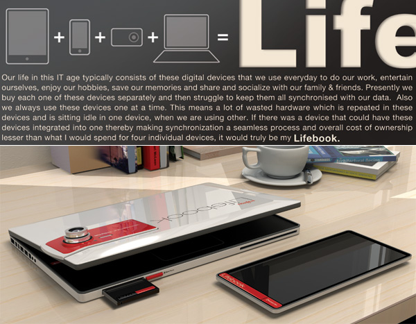 Lifebook Is An Amazing Shared Hardware Based Laptop 4