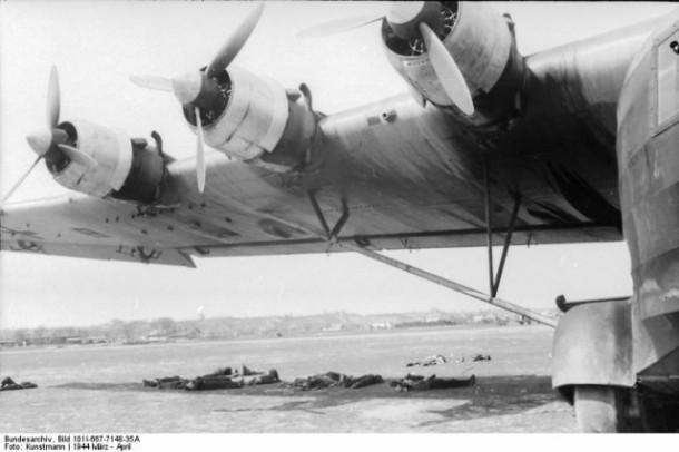 ME-323 nazi plane14