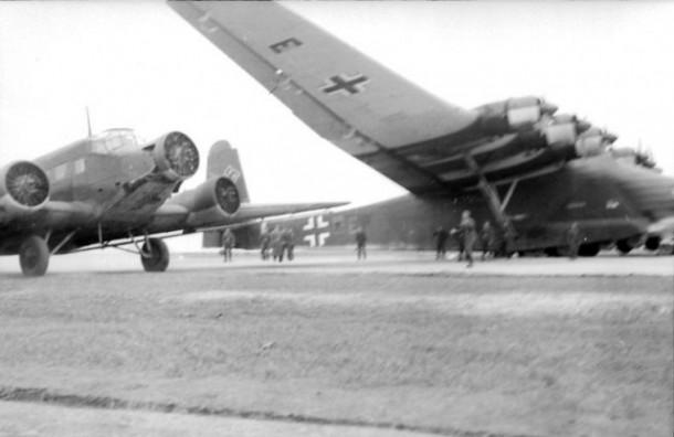 ME-323 nazi plane6