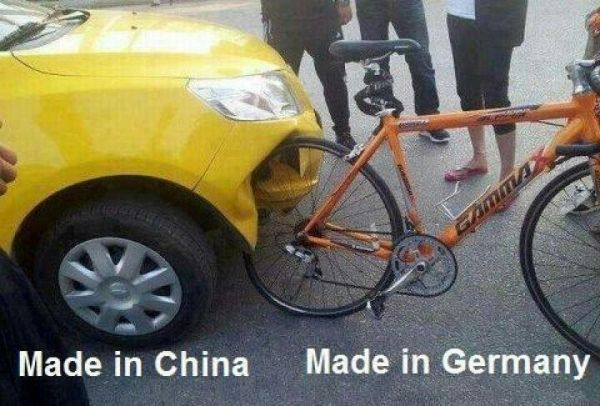 Made In China Fails