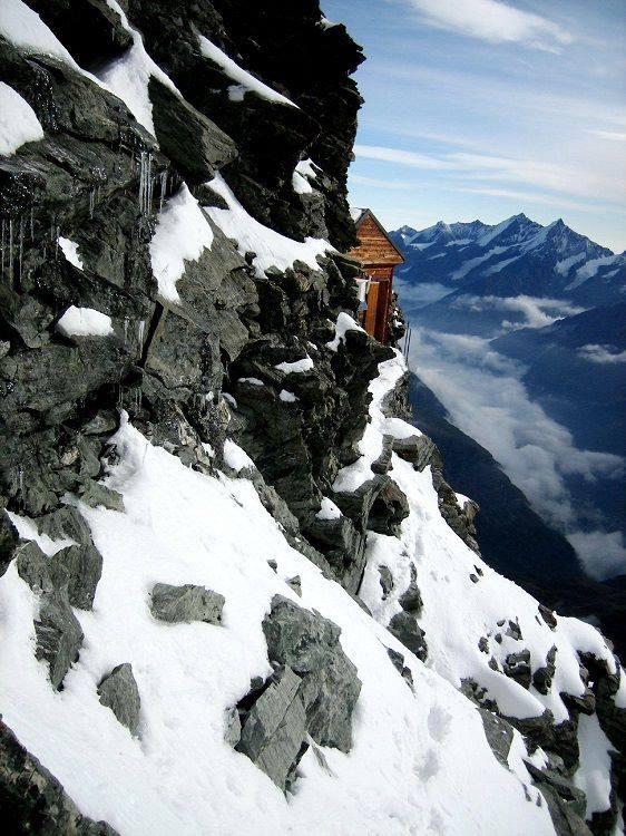 Matterhorn's hut