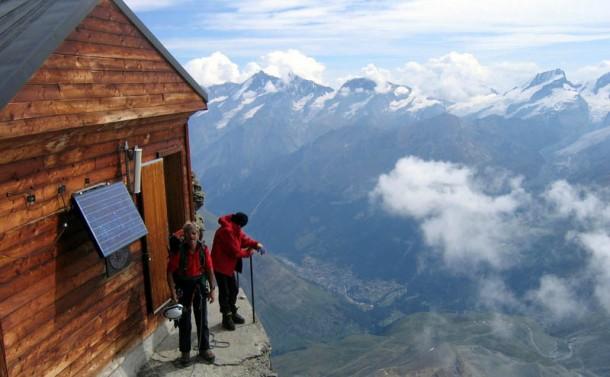 Matterhorn's hut6