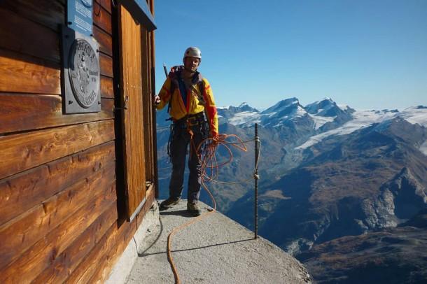 Matterhorn's hut7