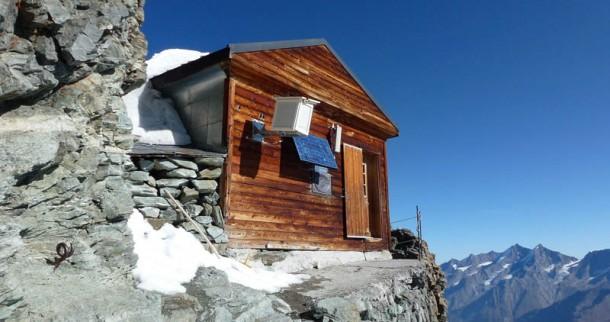 Matterhorn's hut8