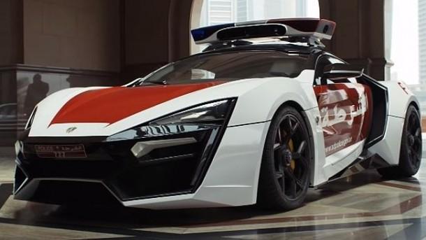 Meet Abu Dhabi's Robocar – Lykan HyperSport  6