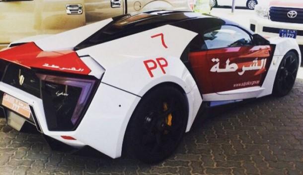 Meet Abu Dhabi's Robocar – Lykan HyperSport 7