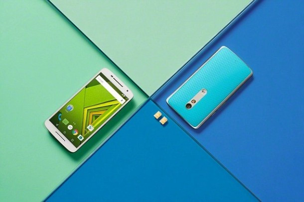 Motorola Releases World's Fastest Charging Smartphone 3