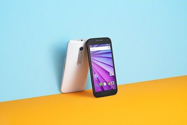 Motorola Releases World's Fastest Charging Smartphone 5