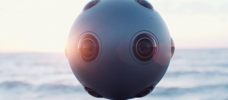Nokia's Virtual Reality Camera OZO 2