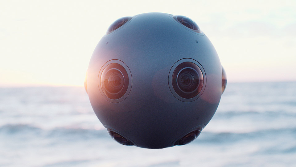Nokia's Virtual Reality Camera OZO 2